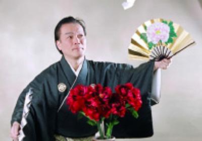 藤山新太郎「手妻と薩摩琵琶」