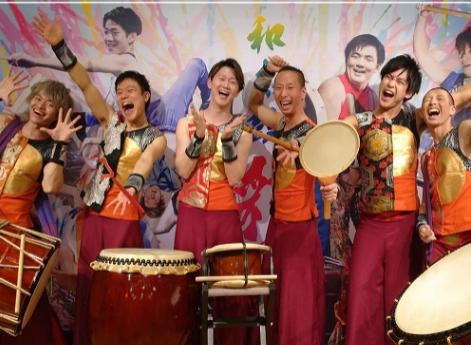 『和太鼓グループ 彩-sai-』が学校公演用プログラムに新たに加わりました!