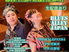 HAL&PANDA【LIFE ~生きる☆♪遅れてきた♪ CD発売記念ライブ!!!】