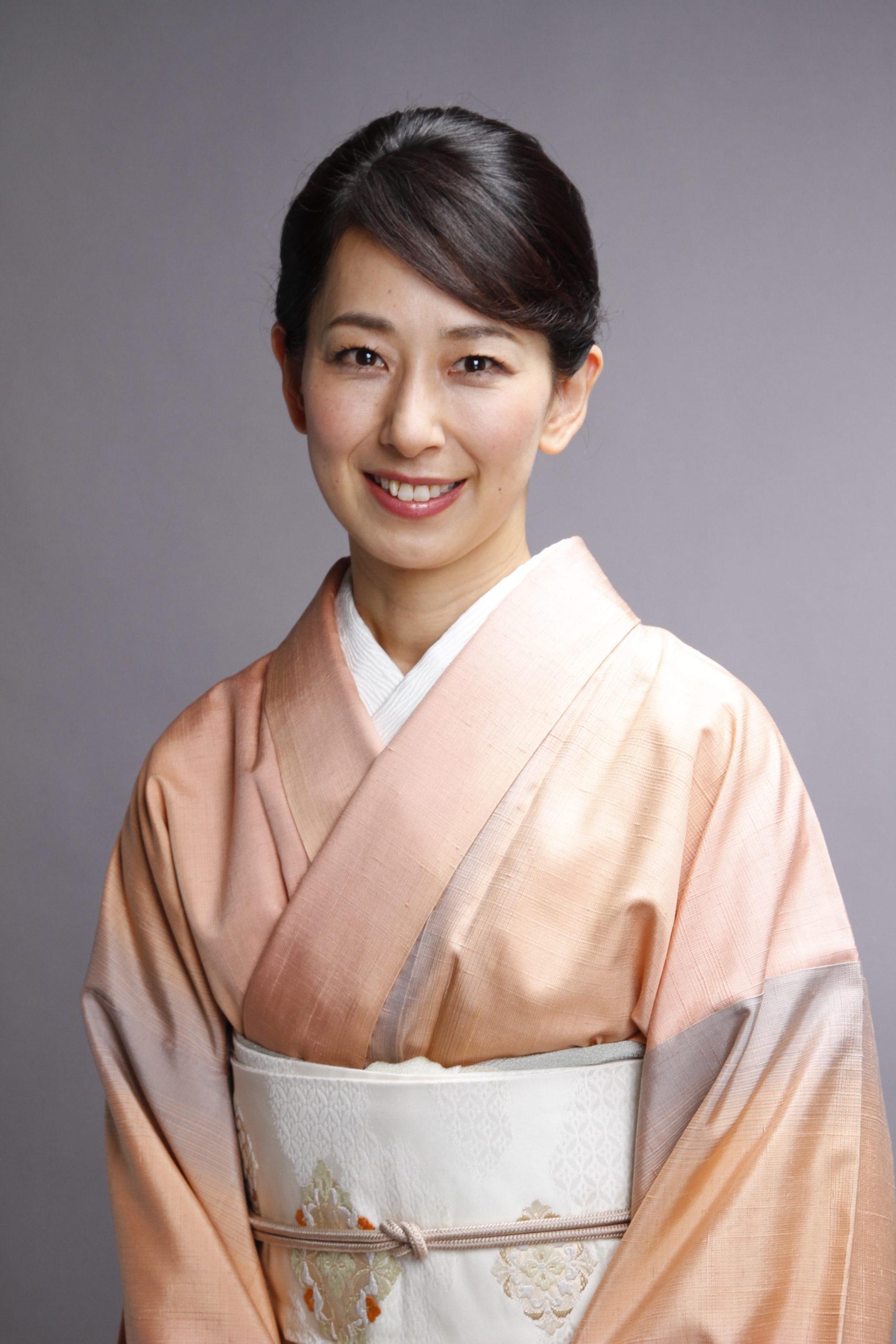 京都を拠点に着物文化の伝承を行う着物研究科『柾木良子』の講演会開始!